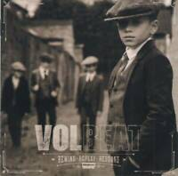 VOLBEAT - REWIND REPLAY REBOUND (+5 Bonus)(2019) Danish Hard Rock Metal CD +GIFT