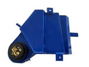 For Ford 6.0 Powerstroke Diesel Aluminum Radiator Overflow Coolant Tank W/Cap