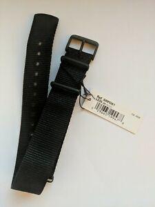 Genuine SEIKO 22mm NATO strap | taken from OEM SRPD81 Watch Strap