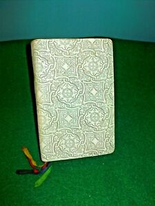 VINTAGE~SAINT JOSEPH DAILY MISSAL,CONFRATERNITY, MASS IN LATIN AND ENGLISH~COVER