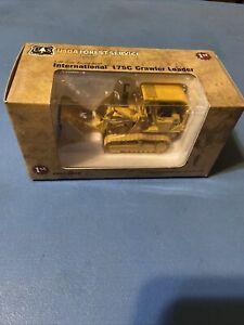 First Gear USDA Forest Service International 175C Crawler Loader 1:50 Scale NIB