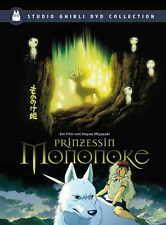 PRINCESS MONONOKE Movie Promo POSTER German Yôji Matsuda Yuriko Ishida