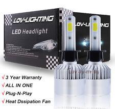 Car 1200W 180000LM LED Headlight Bulbs Conversion Kit 6000K HID XENON White H1