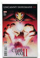 X-Men - Civil War ll  #1 NM  Bunn Broccardo Aburtov     Marvel Comics MD 11