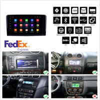 For Benz X164 W164 ML GL 9'' Android 9.1 4-Core Car Stereo Radio Wifi GPS Player