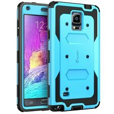 Galaxy Note 4 Case, i-Blason Armorbox Dual Layer Hybrid Full-body Protective