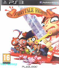 Fairytale Fights Sony Playstation 3 PS3 16+ Platform Game