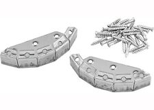Gaerne SG-10 Boot Toe Caps Set Silver