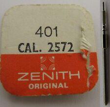 Zenith 2572 manual movement part: winding stem #401