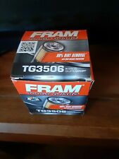 TG3506 FRAM OIL FILTER FITS BUICK CHEVY GMC ISUZU JEEP SHELBY CADILLAC HUMMER