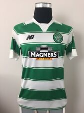 Celtic Home Football Shirt Jersey 2015/16 (M)