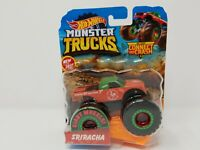 HOT WHEELS MONSTER TRUCKS SRIRACHA 1/64 2019 Mattel