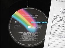 Isaac Hayes Movement-Connection discoteca LP 1979 MCA archivio-copy MINT