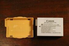 Canon Original LP-E8 Li-Ion Battery Plus Charger for Rebel T2i T3i T5i