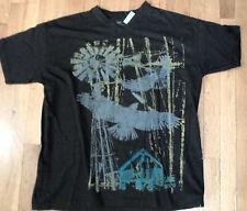 NWT JORDAN CRAIG Black Graphic T-Shirt,  Soft Cotton Blend Sz 2XL (S-T-271)