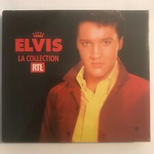Elvis presley la collection rtl 2 cd neuf sous blister