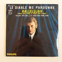 JOHNNY HALLYDAY ♦ CD NEUF SOUS BLISTER ♦ LE DIABLE ME PARDONNE