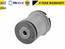 FOR FIAT HEAVY DUTY REAR SUSPENSION AXLE BEAM BUSH MEYLE HD HEAVY DUTY