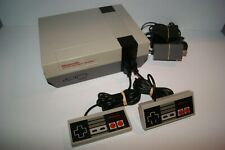 Nintendo Nes Console Complete with extra controller