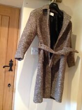 Ladies Designer Coat by Sandro of Paris, great condition, worn once. Size 36.