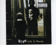 CD KORN	life is peachy	EX+  (A1895)