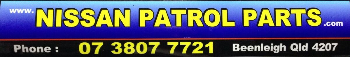 NissanPatrolParts