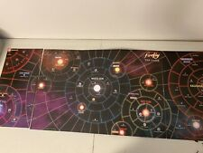 New listing Firefly the board game Joss Whedon Nathan Fillion Mat Area With Expansion Verse