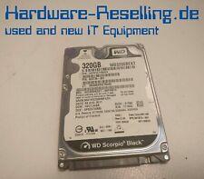 """Western WD 320GB 2.5"""" 7,2k SATA HDD WD3200BEKT 633739-001"""