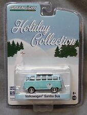 Greenlight 2016 Holiday Collection Volkswagen Samba Bus - Bear - MiJo Exclusive