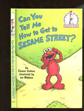Beginner Books: B-82: Can You Tell Me How to Get to Sesame Street PC 1st/1st