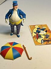 "1984 Kenner D.C. Comics Penguin 4.75"" Action Figure Complete"