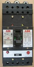 ABB NB-5872 -  CIRCUIT BREAKER  -  3 POLE  300A  600 VOLT
