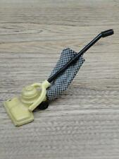 Vintage Doll House Vacuum Cleaner Cast Metal Plastic B & S Collectable