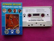 K 7 / Cassette / Dynamic Reggae (U Roy)