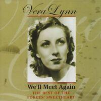 VERA LYNN - WE'LL MEET AGAIN-BEST OF  CD NEW!