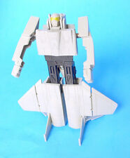 1985 Bandai Super Gobots Leader-1 Friendly Robot Leader Gray No. 024 Transformer
