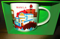 2017 STARBUCKS PHILIPPINES Manila 14 OZ MUG You Are Here Collection GLOBAL ICON