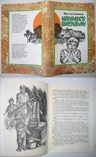 Meri-Liis Laherand - HANNES'S BIRTHDAY - children book in English, ESTONIA 1991