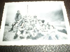 Old photograph climbing group Pontresina Switzerland 1939