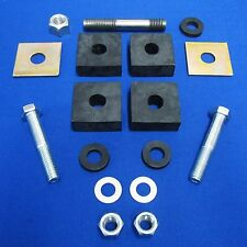 Oem Motor Mount Kit Front & Rear Fits Lincoln Welder Sa 200 SA 250 Gas Pipeline