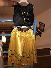 """Vestito da """"Siciliana"""" per carnevale, balletti o feste tipiche"""