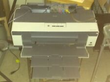 3 Epson Printers 1100,1400,1430 with  Continuous Ink Supply System