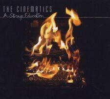 The Cinematics - A Strange Education (with Esclusive Video Content!) DIGIPAK OVP