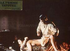 SEXY HARUE KYO IREZUMI SPIRIT OF TATOO 1982 VINTAGE PHOTO ORIGINAL #1 TATOOING