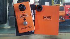 MXR Phase 90 Electric Guitar Effect Pedal - Brand New - Rich, Warm Tone