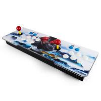 Pandera Box 11S 2706 Games in 1 Retro Double interactive ConsoleVideo Games