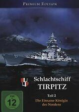 Schlachtschiff Tirpitz - Teil 2: Einsame Königin des... | DVD | Zustand sehr gut