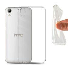 Housses et coques anti-chocs blancs transparents pour téléphone mobile et assistant personnel (PDA) HTC