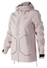NWT NEW BALANCE 247 Luxe 3 Layer Jacket Women Sz M Medium Faded Rose $300