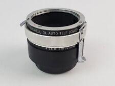 Bushnell Auto 3X Tele Converter Nikon Mount Made Japan VG condition